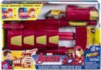 Wholesalers of Avengers Iron Man Slide Blast Armor toys image