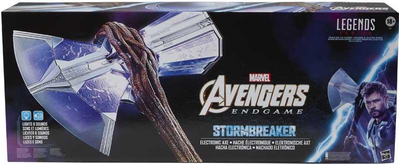 Wholesalers of Avengers Legends Stormbreaker toys
