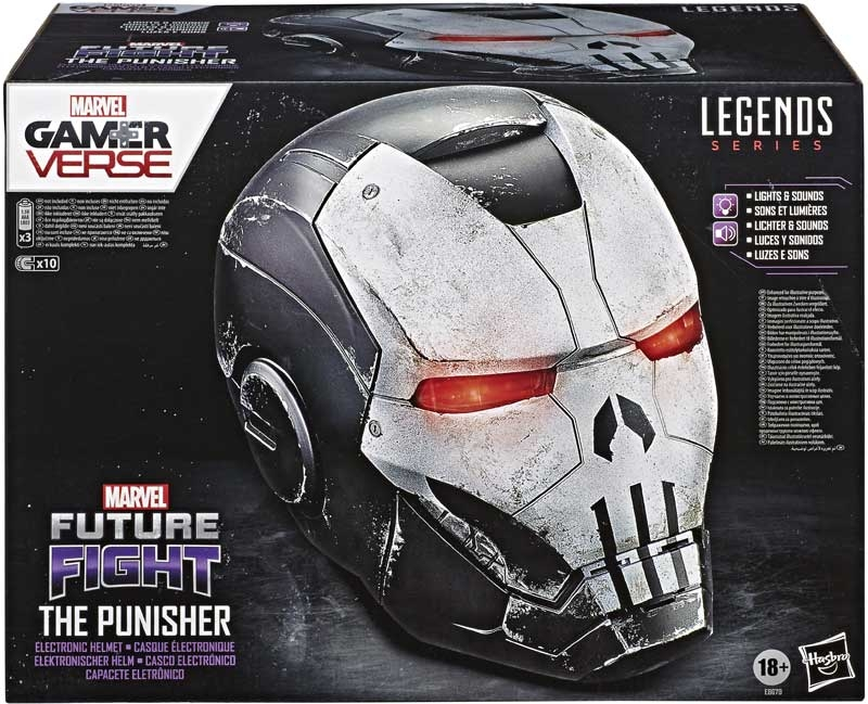 Wholesalers of Avengers Legends Gear The Punisher toys