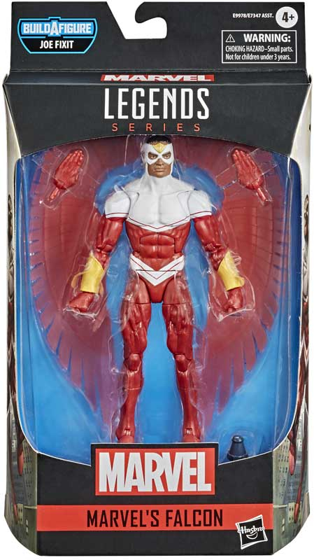 Wholesalers of Avengers Legends Video Game Marvels Falcon toys