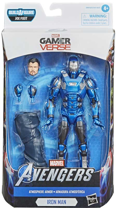 Wholesalers of Avengers Legends Video Game Atmosphere Armour toys