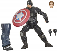 Wholesalers of Avengers Legends Video Game Captain America Stealth toys image 2