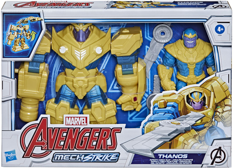 Wholesalers of Avengers Mad Titan Thanos toys