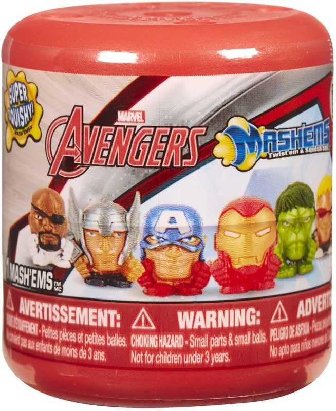 Wholesalers of Avengers Mashems toys