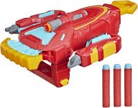 Wholesalers of Avengers Mech Strike Iron Man Strikeshot Gauntlet toys image 2
