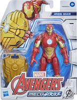 Wholesalers of Avengers Mech Strike Iron Man toys image