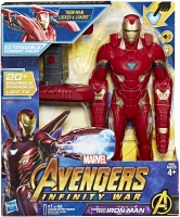 Wholesalers of Avengers Mission Tech Iron Man toys image