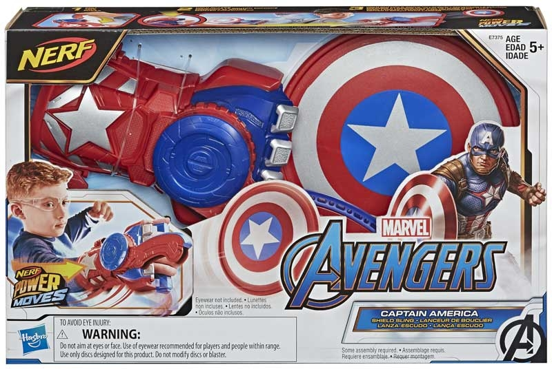 Wholesalers of Avengers Power Moves Role Play Cap toys