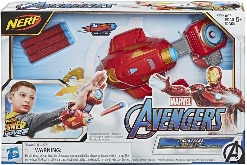Wholesalers of Avengers Power Moves Role Play Iron Man toys