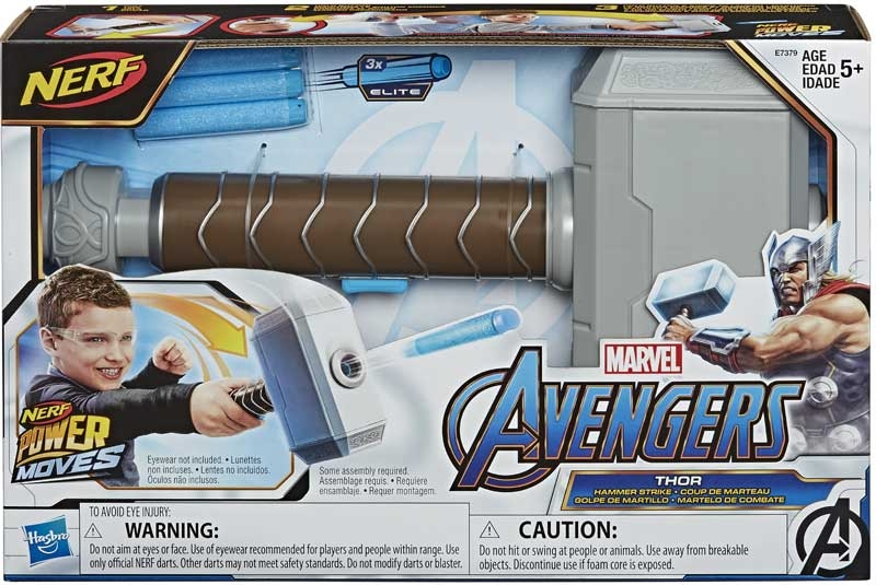 Wholesalers of Avengers Power Moves Role Play Thor toys