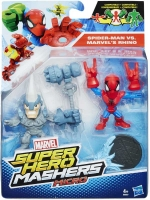 Wholesalers of Avengers Super Hero Mashers - Micro 2 Pack Asst toys image