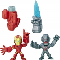 Wholesalers of Avengers Super Hero Mashers - Micro 2 Pack Asst toys image 3