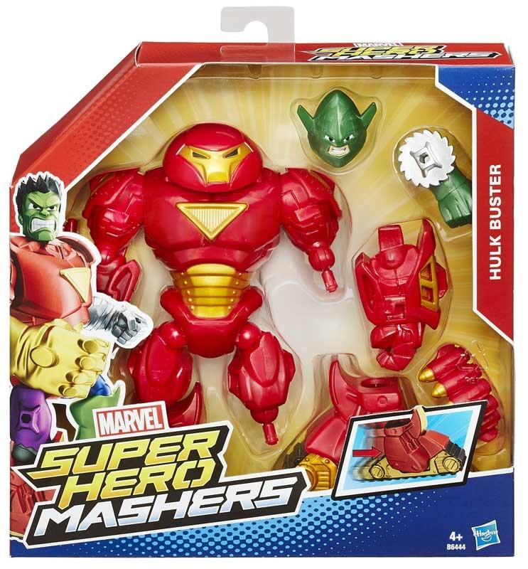 Wholesalers of Avengers Super Hero Mashers Battle Upgrade Asst toys