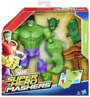 Wholesalers of Avengers Super Hero Mashers Battle Upgrade Asst toys image 3