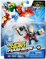 Wholesalers of Avengers Super Hero Mashers Micro Blister Asst toys image