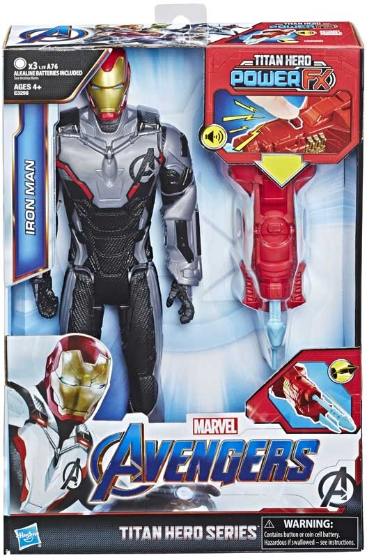 Wholesalers of Avengers Th Power Fx 2.0 Iron Man toys