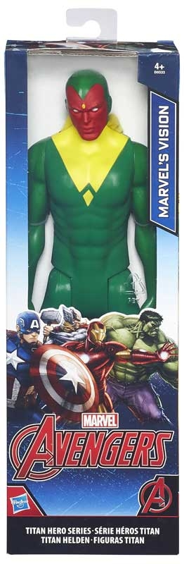 Wholesalers of Avengers Titan Hero 12inch Figure B Asst toys