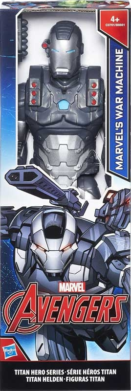Wholesalers of Avengers Titan Hero 12inch War Machine Figure toys