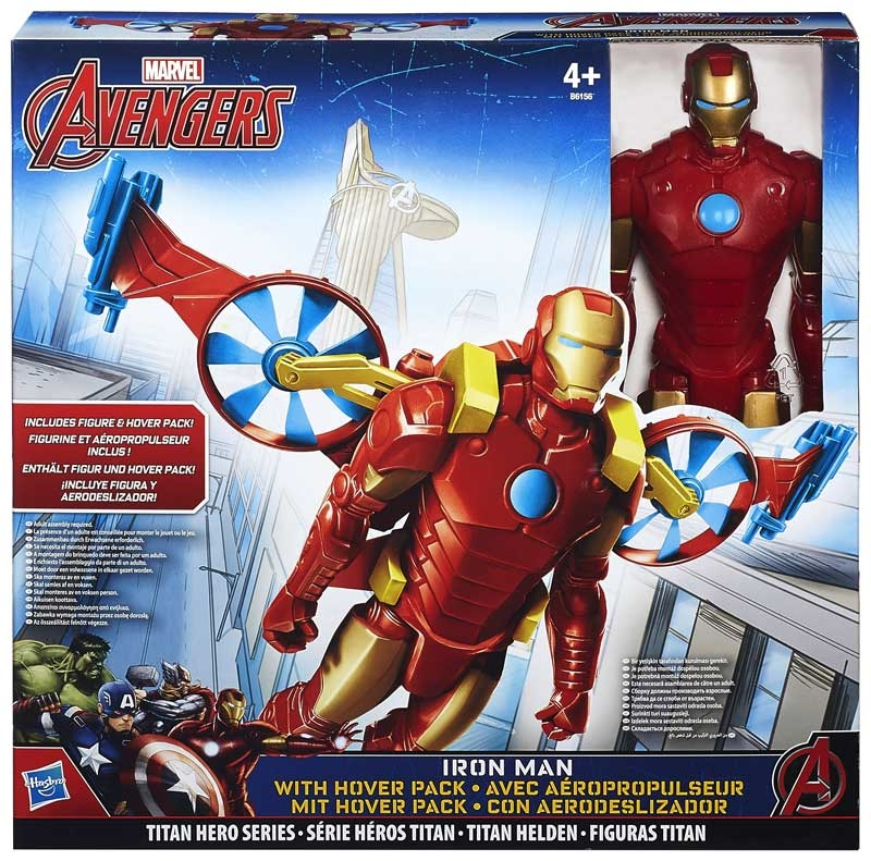 Wholesalers of Avengers Titan Hero And Vehicle Asst toys