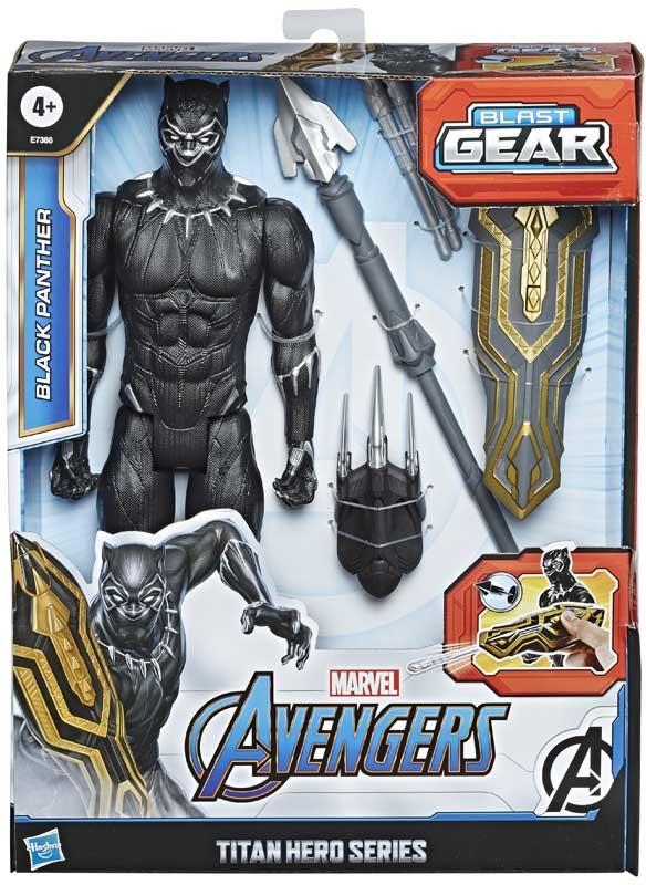 Wholesalers of Avengers Titan Hero Blast Gear Black Panther toys
