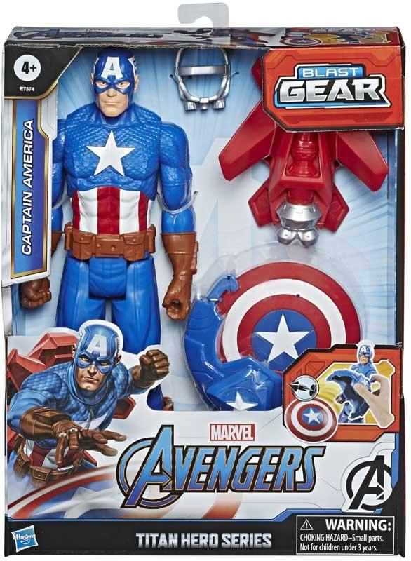 Wholesalers of Avengers Titan Hero Blast Gear Cap toys