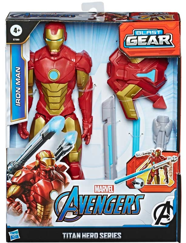 Wholesalers of Avengers Titan Hero Blast Gear Im toys