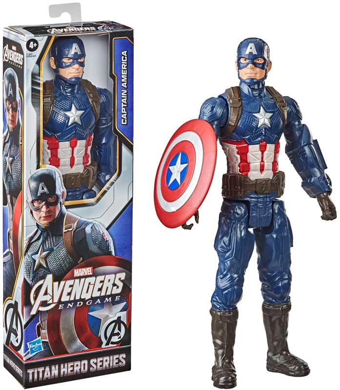 Wholesalers of Avengers Titan Hero Captain America toys