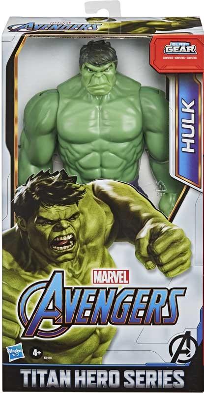 Wholesalers of Avengers Titan Hero Deluxe Hulk toys