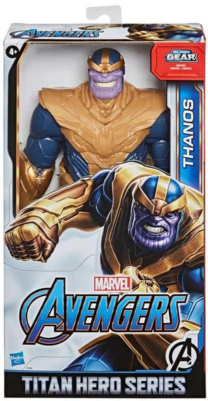 Wholesalers of Avengers Titan Hero Deluxe Thanos toys