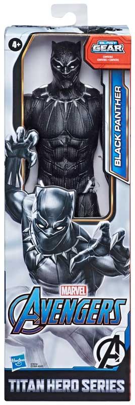 Wholesalers of Avengers Titan Hero Figure Black Panther toys