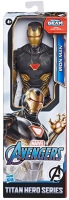 Wholesalers of Avengers Titan Hero Figure Blk Gold Iron Man toys image