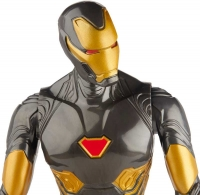 Wholesalers of Avengers Titan Hero Figure Blk Gold Iron Man toys image 2