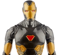 Wholesalers of Avengers Titan Hero Figure Blk Gold Iron Man toys image 4