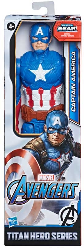 Wholesalers of Avengers Titan Hero Figure Captain America toys