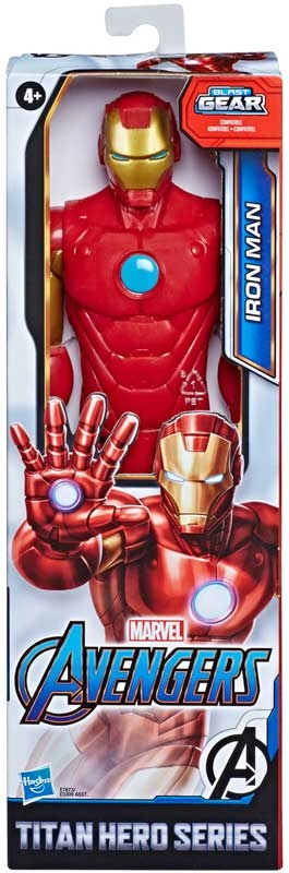 Wholesalers of Avengers Titan Hero Figure Iron Man toys