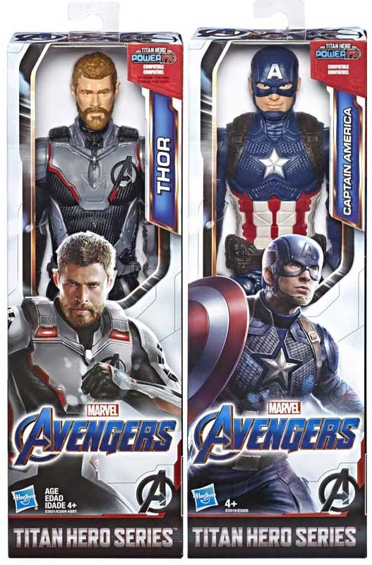 Wholesalers of Avengers Titan Hero Series Asst A toys