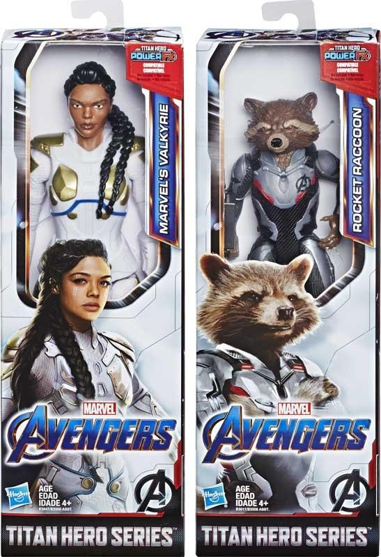 Wholesalers of Avengers Titan Hero Movie Ast B toys