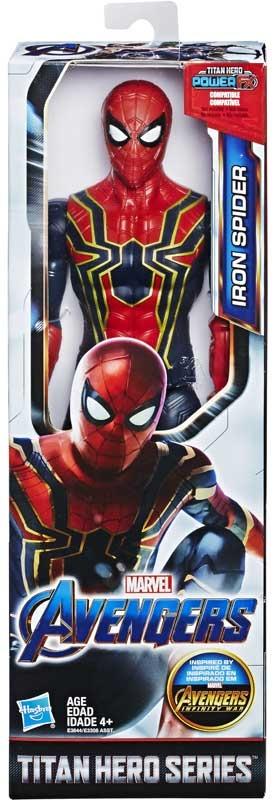 Wholesalers of Avengers Titan Hero Movie Iron Spider toys