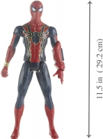 Wholesalers of Avengers Titan Hero Movie Iron Spider toys image 5