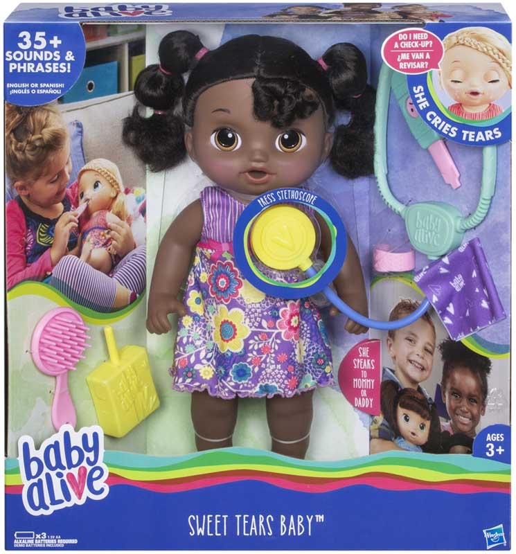 Wholesalers of Baby Alive All Better Baby Aa toys