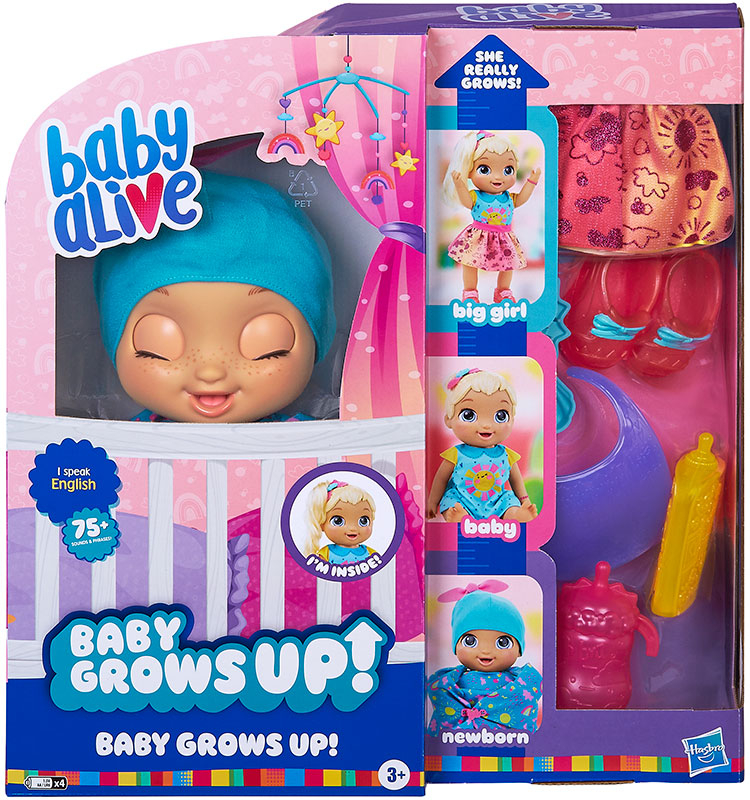 Wholesalers of Baby Alive Baby Grows Up Happy toys