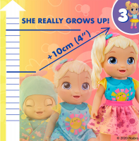 Wholesalers of Baby Alive Baby Grows Up Happy toys image 5