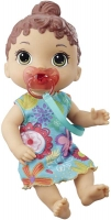 Wholesalers of Baby Alive Baby Lil Sounds Brown Hair toys image 2