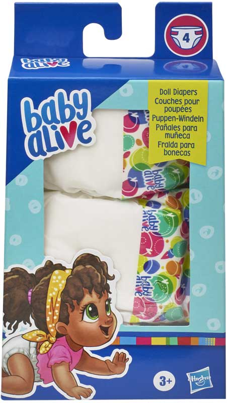 Wholesalers of Baby Alive Doll Diapers toys