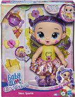 Wholesalers of Baby Alive Glo Pixies Siena Sparkle toys image