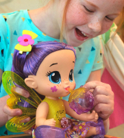Wholesalers of Baby Alive Glo Pixies Siena Sparkle toys image 3