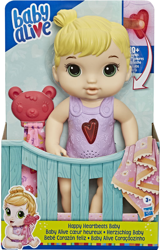 Wholesalers of Baby Alive Happy Heartbeats Baby toys