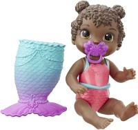 Wholesalers of Baby Alive Lil Splashes Mermaid Blk Hair toys image 3