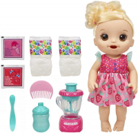 Wholesalers of Baby Alive Magical Mixer Baby Blonde toys image 2