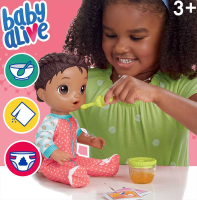 Wholesalers of Baby Alive Mix My Medicine Baby Black Hair toys image 3